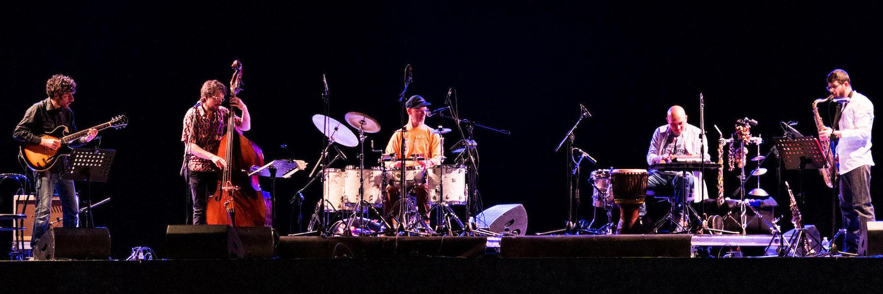 Arto Tunçboyacıyan + SFOM quartet